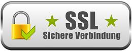 SSL Sichere verschlüsselte Verbindung